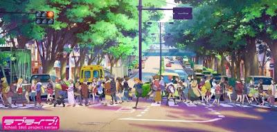 Anime: Love Live! presenta una nueva imagen promocional para su próximo anime