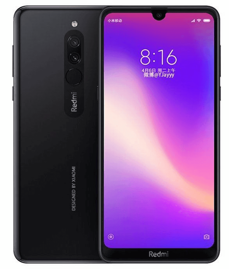 Redmi M1908C3IC could be the Redmi 8, comes with a dot drop display