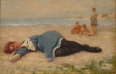 En El Mar, Rhoda Holmes Nicholls