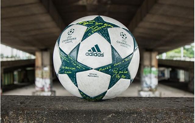 adidas presenta el Balón de la Champions League