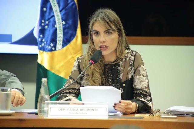 Com mais de 600 propostas apresentadas e cinco projetos aprovados, Paula Belmonte integra o ranking dos 20 parlamentares mais produtivos do país