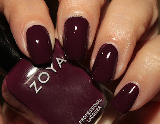 Zoya Urban Grunge One-Coat Cremes - Tara