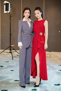 Đỗ Mỹ Linh, Thụy Vân đối lập phong cách