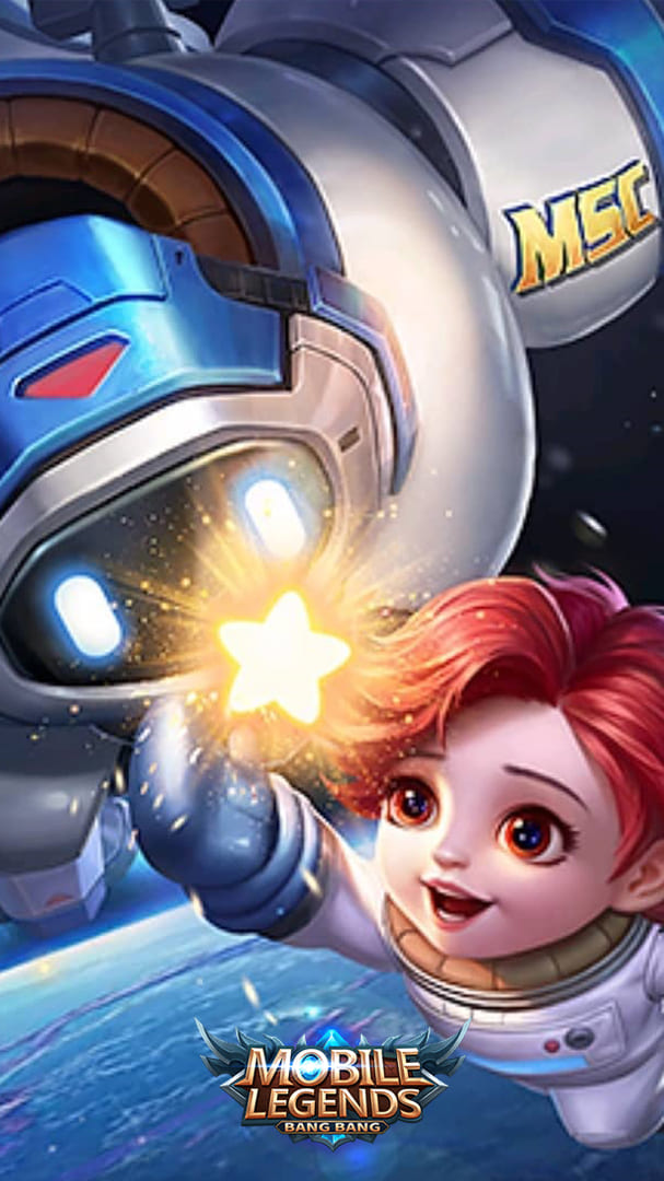Wallpaper Jawhead Space Explorer Skin Mobile Legends HD for Android and iOS