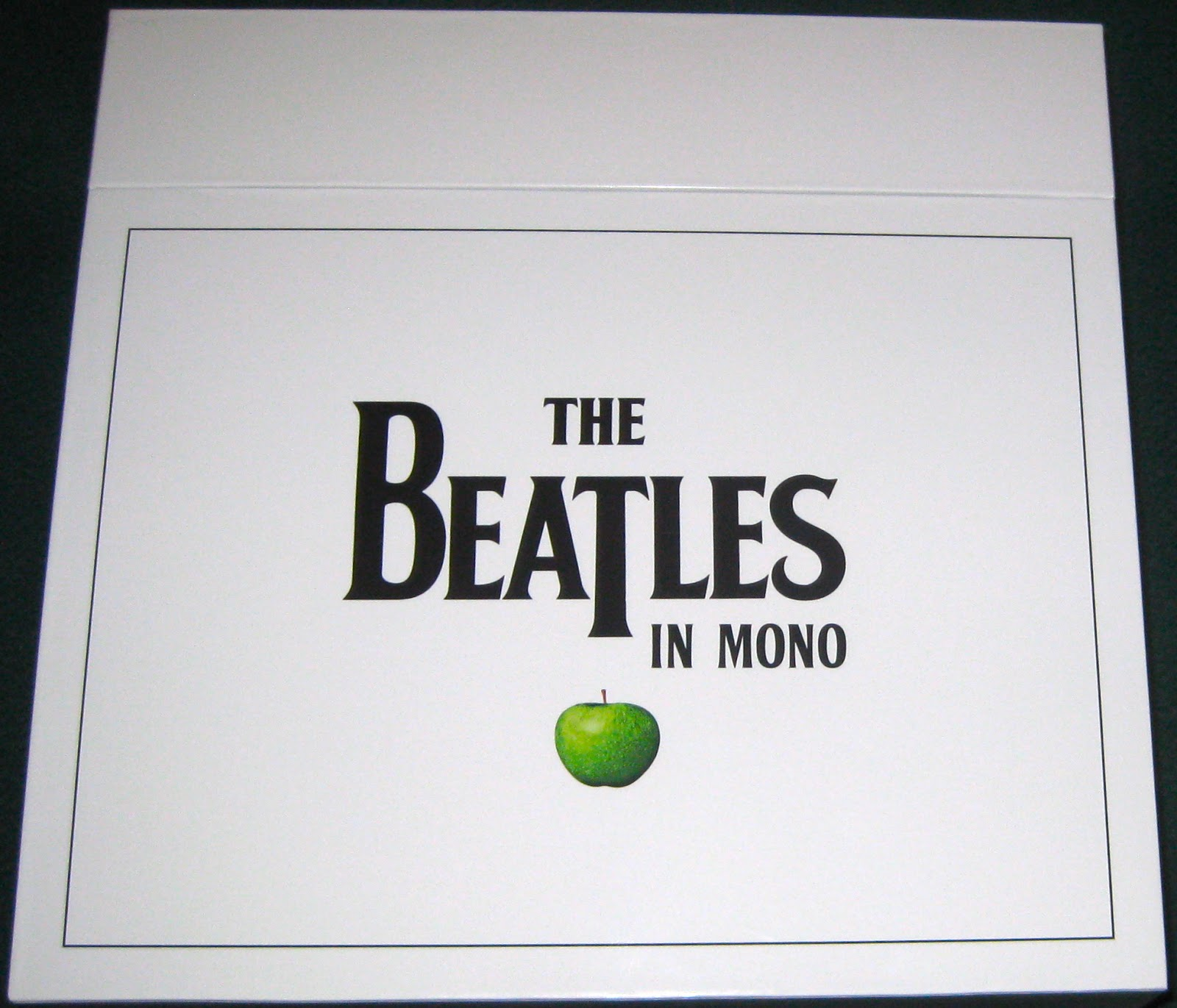 Psychobabble: Review: 'The Beatles in Mono' Vinyl Box