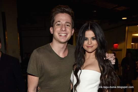 Charlie Puth dan Selena Gomez