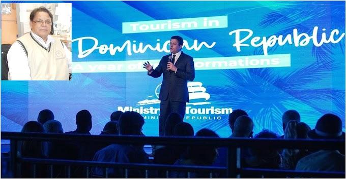 DATA TOUR aplaude acercamiento del Ministro de Turismo con turo operadores dominicanos