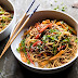 Weeknight 20 Minute spicy Udon Noodles