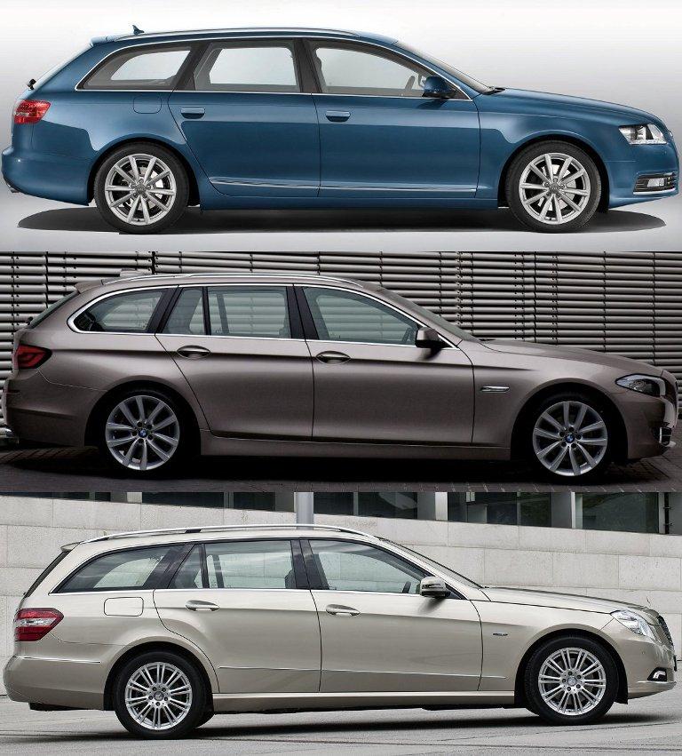 Lectores: Audi La Preferida De Las Alemanas Premium
