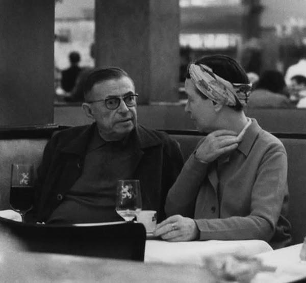 Simone de Beauvoir y Jean-Paul Sartre | Obras completas