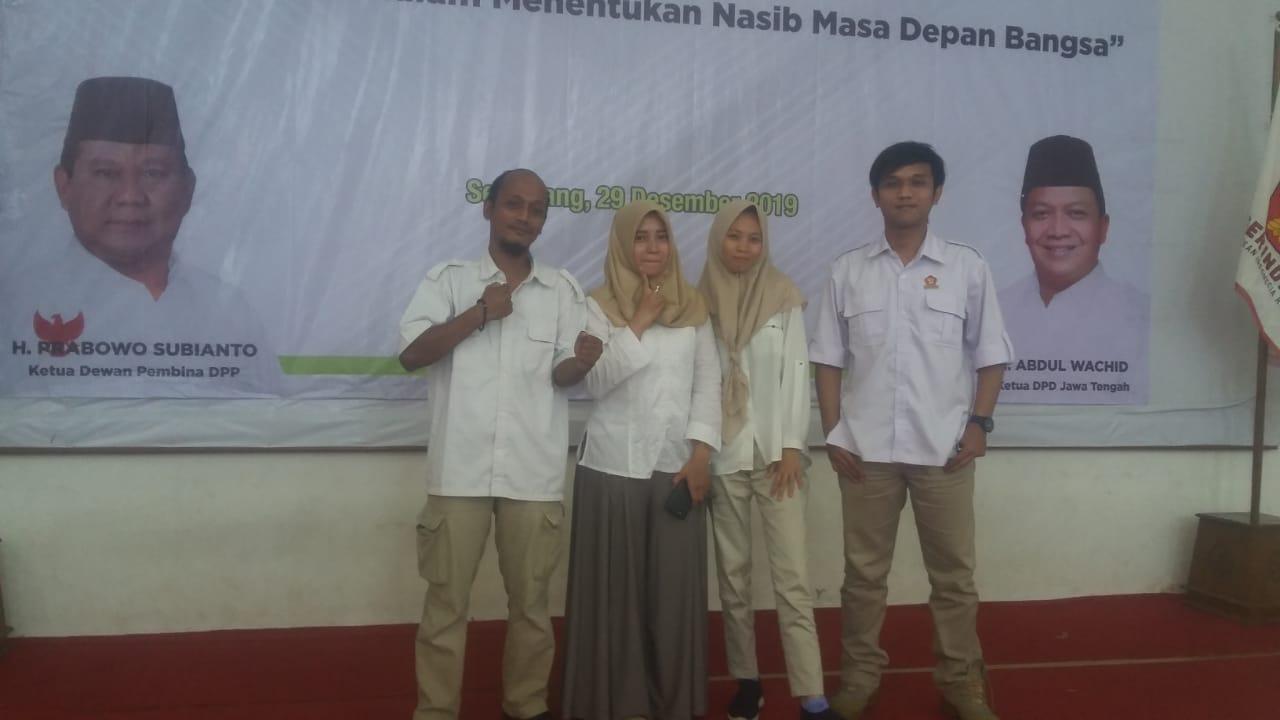 Kantor DPD Partai Gerakan Indonesia Raya (Gerindra) Provinsi Jawa Tengah