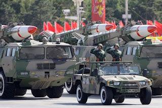 Missile Nuklir China