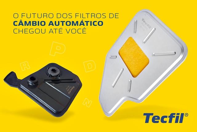 Tecfil lança linha de filtros para câmbio automático