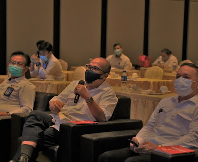 Tingkatkan Kualitas SDM Kehumasan, BP Batam Gelar Workshop Pengelolaan Website dan Media Sosial