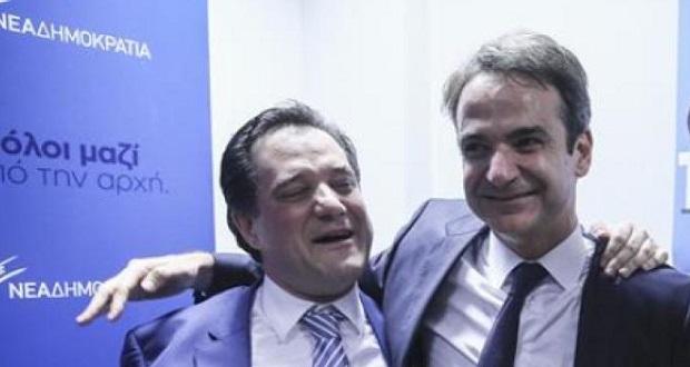 """Χασκογελώντας ο Αδωνης ξεστόμισε: """"Με 200 ευρώ το μήνα μπορείς να επιβιώσεις""""! – VIDEO"""