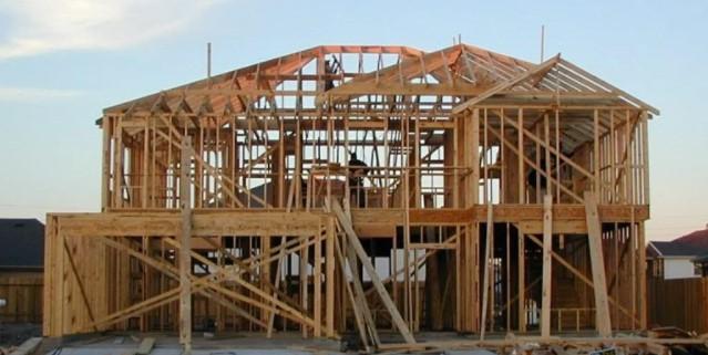 wood framing cost per square foot