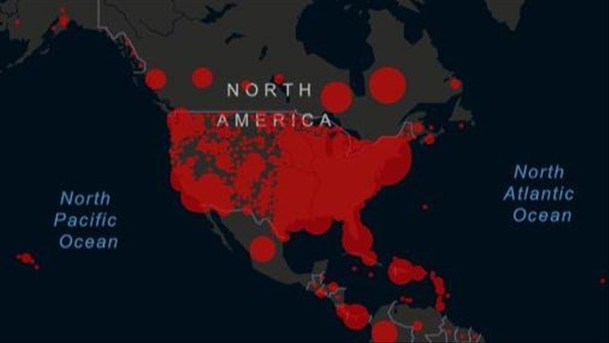 அமெரிக்காவில் 23000 ஐ தாண்டிய இறப்புக்கள்.... வைரஸ் தாக்கம் மேலும் உச்சத்தை எட்டக்கூடும்.. அதிகாரிகள் எச்சரிக்கை