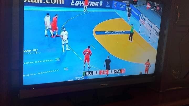 البرتغال تفوز على الجزائر في مونديال اليد / الأهرام نيوز