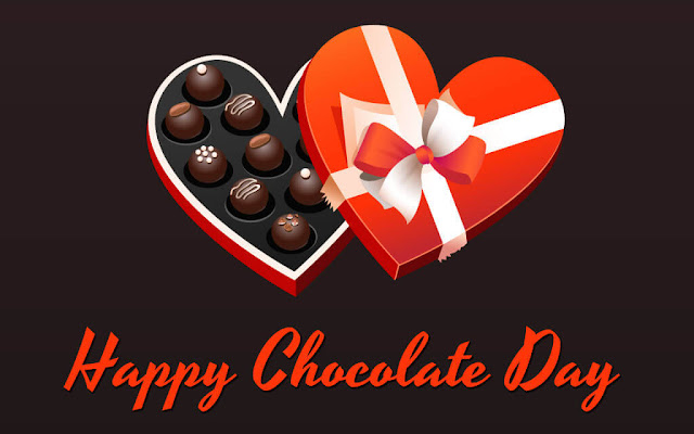 chocolate day husband