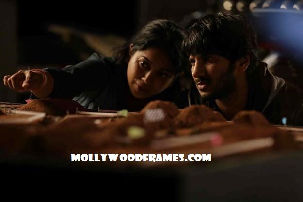 Anjali Menon with Dulquer Salmaan for 'Bangalore Days'