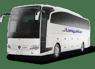 Otobüs Bileti Otobüs Firmaları Alanyalılar Turizm Alanyalılar Turizm Otobüs Bileti