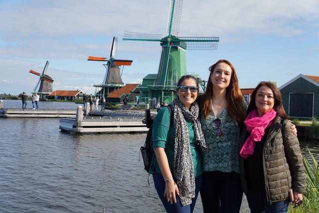 Zaanse Schans, Holanda: o melhor bate e volta de Amsterdam