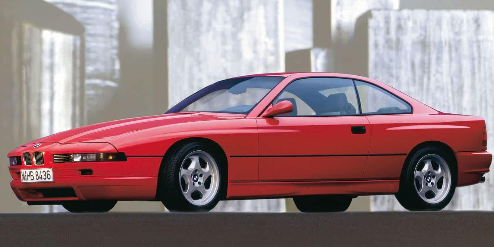 BMW serie 8 del 1992