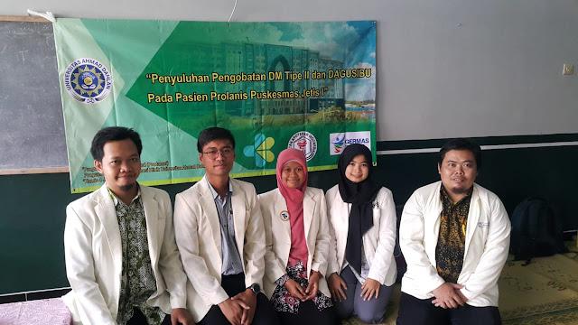 Mahasiswa Pascasarjana Farmasi Asal Kebumen Lakukan Penyuluhan Kesehatan Di Dusun Bembem Lor Yogyakarta