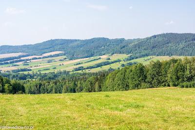 Chrośnickie Kopy w Górach Kaczawskich