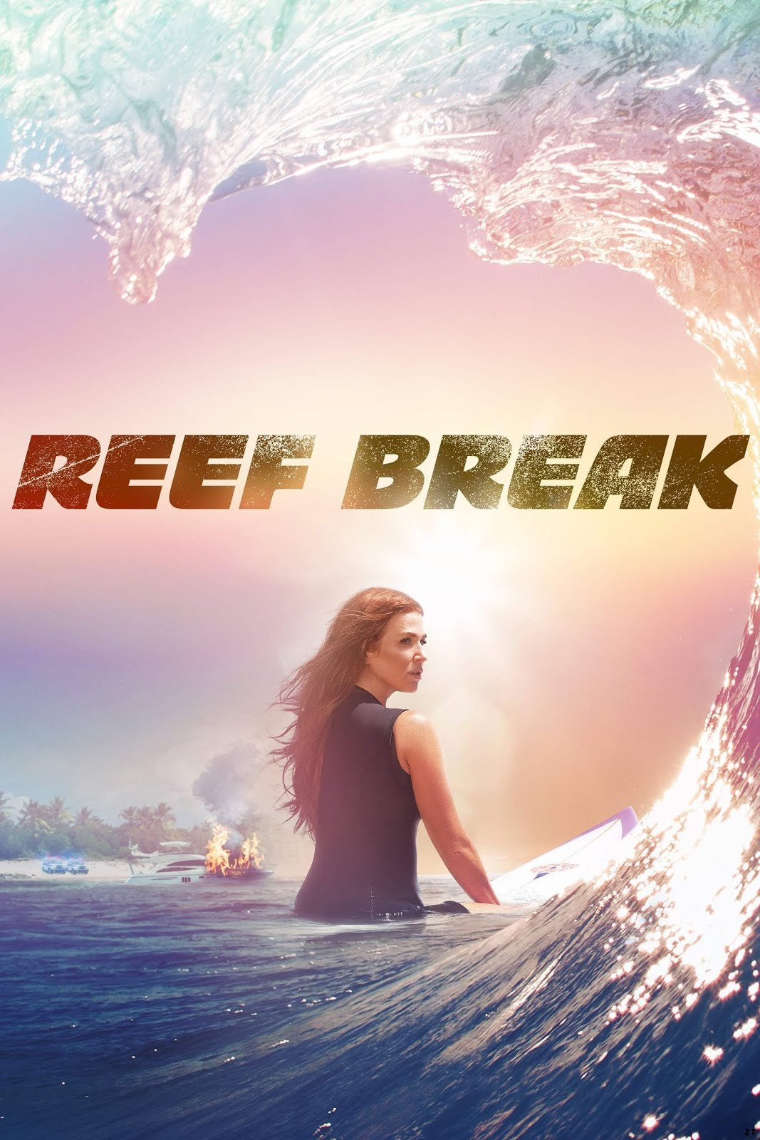 Reef Break – Saison 1 [Streaming] [Telecharger]