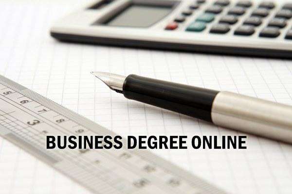 Business Degree Online