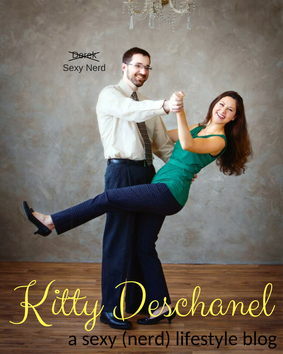 Kitty Deschanel: A Sexy (Nerd) Lifestyle & Reviews Blog