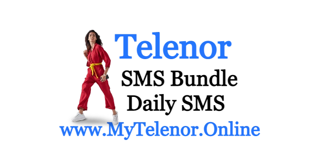 Telenor Daily SMS Package | Package  Price Details | 2021