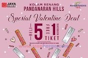 Promo Kolam Renang Pandanaran Hills Februari 2020
