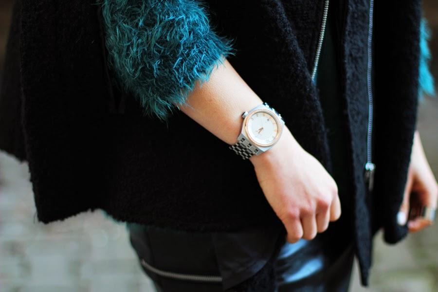 uhr detail fashion liebe