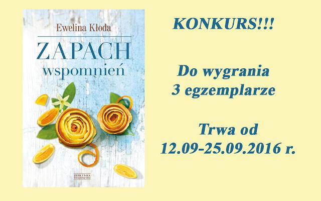 Konkurs z Zapachem Wspomnień!!