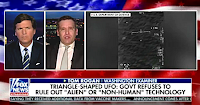 Govt Refuses to Rule Out 'Alien' or 'Non-Human' Technology