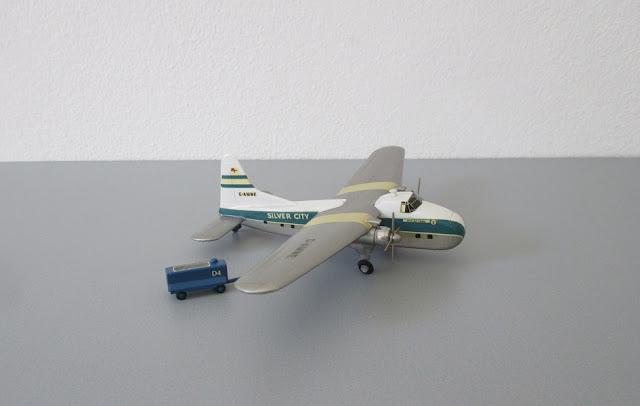 1/144 1/200 Bristol 170 Superfreighter diecast metal aircraft miniature