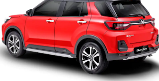 Intip Keunggulan Daihatsu Rocky Terbaru