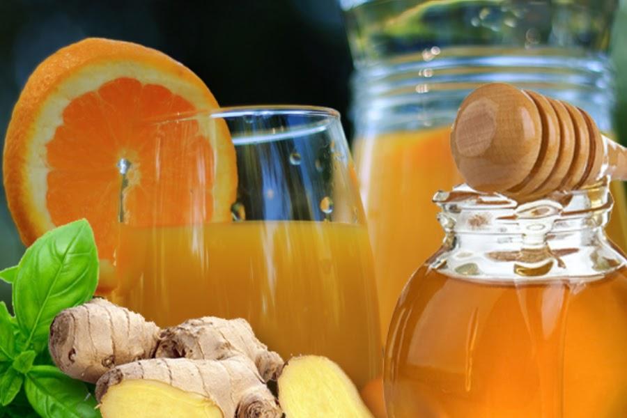 jengibre-naranja-y-miel-para-la-tos
