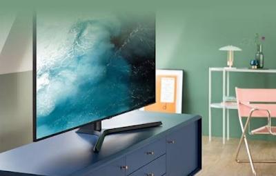 Daftar Rekomendasi SAMSUNG Smart TV