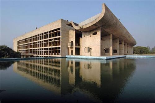 chandigarh capitol complex