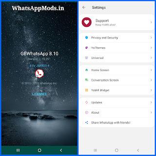 WhatsApp+ JiMods v8.12