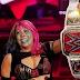 Asuka é a nova RAW Women's Champion