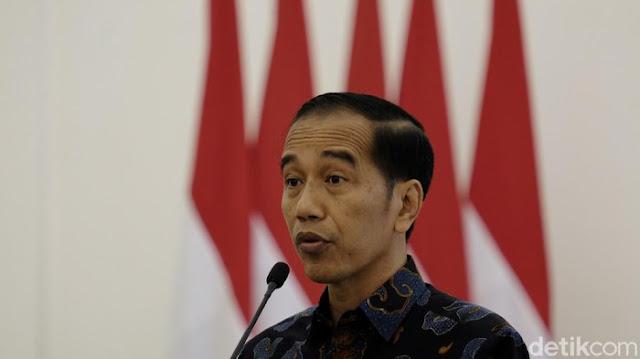 Jokowi Minta Seluruh Kepala Daerah Perkuat Gugus Tugas Tingkat Desa
