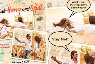Jab Harry Met Sejal First Look Poster