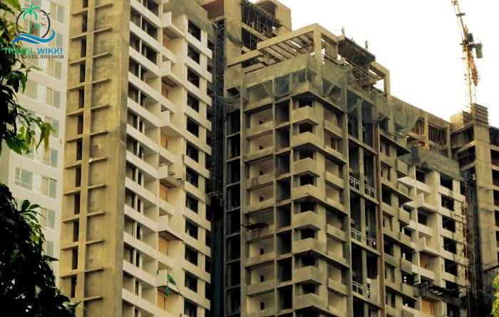 Ghostly & Haunted Grand Paradi Towers, Mumbai, Maharashtra