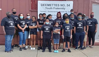 Deemettes no. 54 youth fraternity