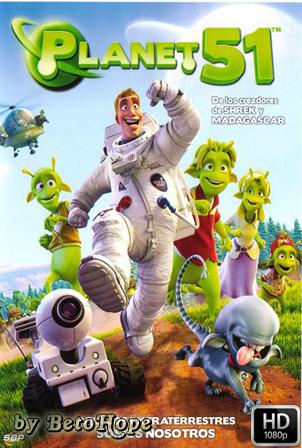 Planeta 51 [2009] HD 1080P Latino [Google Drive] GloboTV