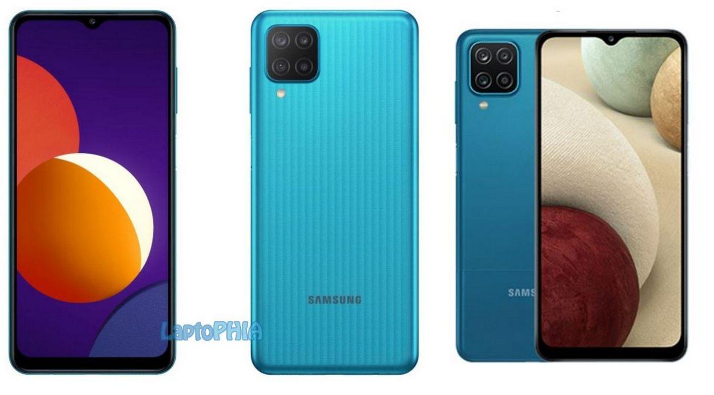Perbedaan Samsung Galaxy M12 vs Samsung Galaxy A12: Harga Selisih 500 ribu, Pilih Mana?